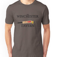 'The Winchester Tavern' T-Shirt by FlyNebula