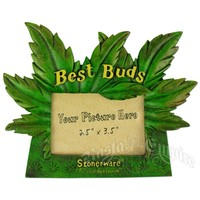 Rasta and Reggae Best Bud Picture Frame @ RastaEmpire.com