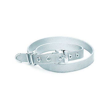 Tiffany & Co. - Tiffany Somerset™:Double Buckle Bracelet