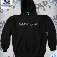 "Tigers Jaw ""Script"" Hoodie 