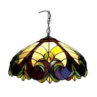 Victorian Mysterious Pendant Lamp by Chloe Lighting