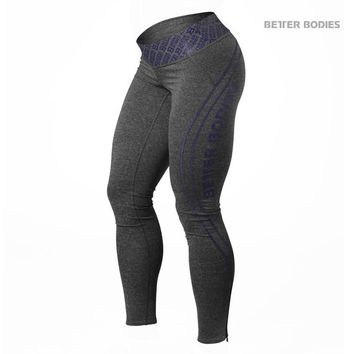 Better Bodies Shaped Logo Tight