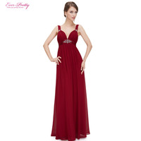 Free Shipping Ever-Pretty 2016 New Arrival Champagne Deep V-neck Shoulders Long Evening Dresses crystal cocktail dresses