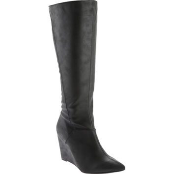Michael Antonio Crew Wedge Boot