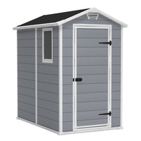 Manor 4-ft x 6-ft Storage Shed