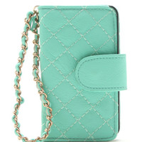 Kirra Quilted iPhone Wristlet at PacSun.com