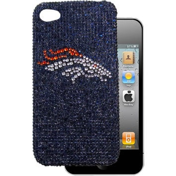 Denver Broncos iPhone 5 Crystal Snap on Case