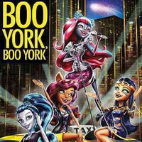 Monster High-Boo York Boo York (Dvd)