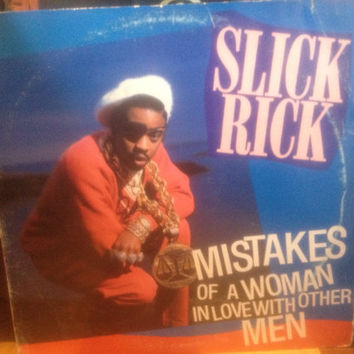 Slick Rick-Mistakes Of A Woman In Love With Other Men - Vinyl