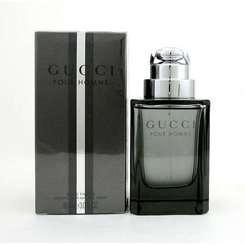 Gucci by Gucci Pour Homme 3.0 oz. Eau de Toilette Spray for Men