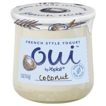 Oui™ Yoplait® Coconut Flavored French Style Yogurt - 5oz