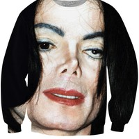 King of Pop Crewneck Sweatshirt