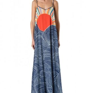 Mara Hoffman Misun Maxi Dress