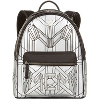 MCM Small Bionic Backpack | Harrods