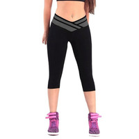 Leggings Women's High Waist Sportswear YOGA Sport Pants [7671538246]