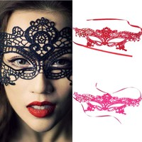 Face Mask Masquerade Ball Carnival Fancy Party For Halloween Costumes