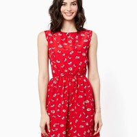 Scarlett Floral Dress | Fashion Apparel - Modern Americana | charming charlie