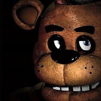 "Five Nights At Freddy's Here's Freddy Poster Picture Art Print 22""x34"" LICENSED"