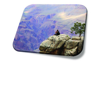 Beautiful Nature Mouse Pad Cliff Grand Canyon #6