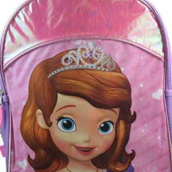 Disney Princess - Sofia the First - Large School Bag Backpack