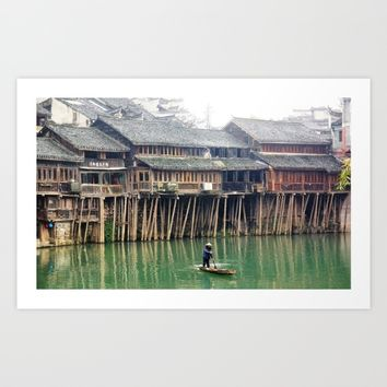 life Art Print by Color And Color