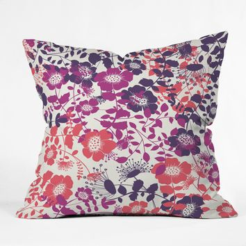 Khristian A Howell Provencal Lavender 2 Throw Pillow