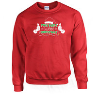 Funny Christmas Hoodie This Dude Loves Christmas Merry Christmas  Christmas Gift Ideas Holiday Outfits Xmas Present Christmas Jumper DN-303