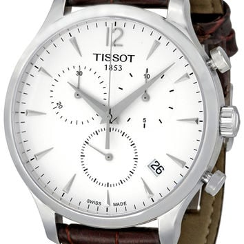 Tissot Tradition Mens Chronograph Quartz Watch T063.617.16.037.00