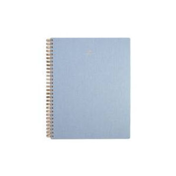 Lined Notebook - Chambray