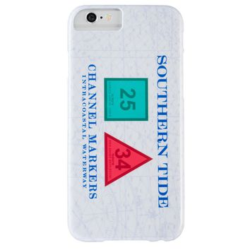 Channel Marker iPhone 6/6s Case in White by Southern Tide - FINAL SALE