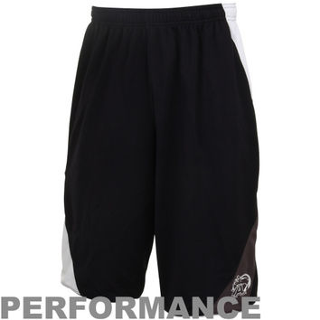 Under Armour Army Black Knights Performance Clipper Shorts - Black