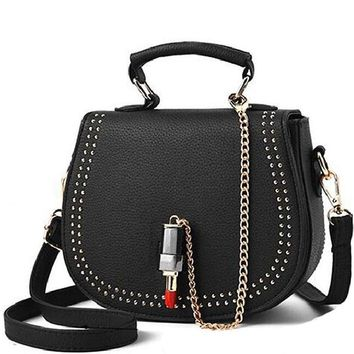 Women Messenger Bags Cross Body  High Quality Handbag Shoulder Bag Lip Style Designer