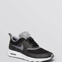 Nike Lace Up Sneakers - Women's Air Max Thea   Bloomingdales's