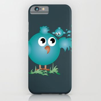 Birds iPhone & iPod Case by VanessaGF