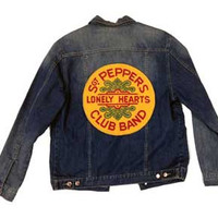 T-shirt Beatles Sergeant Peppers Jacket