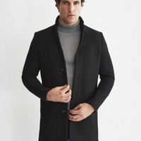 Selected Brook Coat | The Idle Man