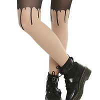 Blackheart Drip Tights