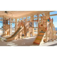 CedarWorks - Rhapsody Indoor Play Systems Rhapsody Indoor Play system - Children's Playrooms - Modenus Catalog