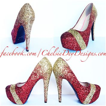 Best Sparkly Heels Products on Wanelo 7fae3efd5
