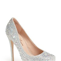 Women's Lauren Lorraine 'Vanna-2' Platform Stiletto Pump,