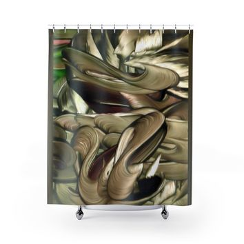 Artful your Soul- Shower Curtains
