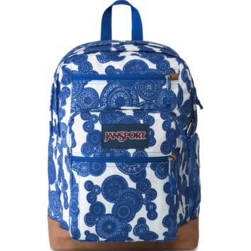 JanSport - Cool Student Lace Bubbles Print Backpack