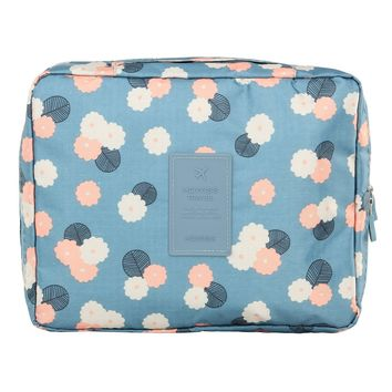 Toiletry Bag Multifunction Cosmetic Bag Portable Makeup Pouch Waterproof