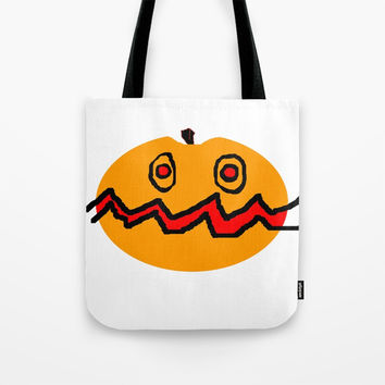 Citrouille 01 Tote Bag by Zia