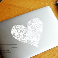 Love Decal laptop MacBook pro decal MacBook decal MacBook air sticker JQ-011