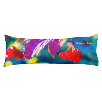 Arrowwood Beauty Tiled Products Body Pillow