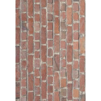 Red Brick Yoga Mat