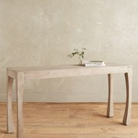 Navarra Console by Anthropologie in Grey Size: Console Furniture