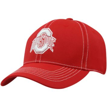 Top of the World Ohio State Buckeyes Endurance Tactile One-Fit Hat - Scarlet