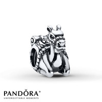 Pandora Charm Camel Sterling Silver